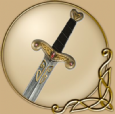 LARP Princess sword